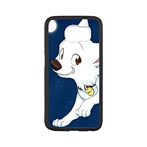 Samsung Galaxy S6 Cell Phone Case White Bolt Character Bolt Personalized Fashion Phone Cases XPDSUNTR19777