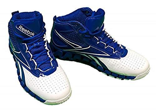 Reebok Zig Pro Future Women's Basketball Shoe (A10, White/Royal) (Reebok Mens Zig Pro Future Basketball Shoe)