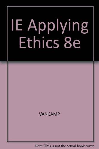 IE Applying Ethics 8e