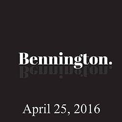 Bennington, Kevin Pollak, April 25, 2016