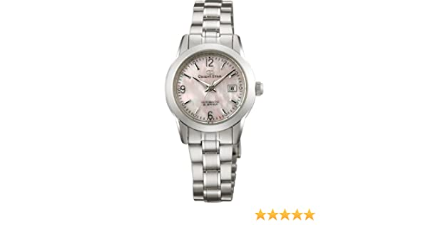 Amazon.com: ORIENT Womens Watch ORIENT STAR Classic Orient Star Classic WZ0411NR: Watches