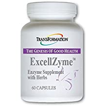 Transformation Enzymes ExcellZyme 60 caps