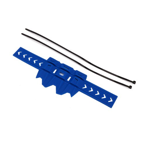 ubber Anti-hot Pipe Guard Heat Shield Cover Protector For YAMAHA YZ 80 85 125 250 YZ426F YZ450F WR 250F 426F 450F - Blue ()