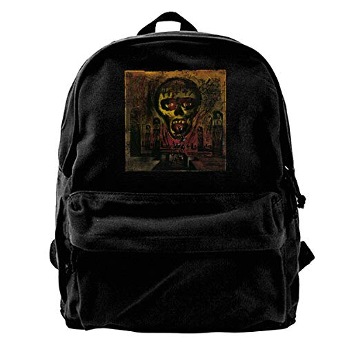 Price comparison product image MaryLMaddock Travel Laptop Backpack Laptops Backpack College School Computer Bag for Women Men Fits 14 Inch Laptop and Notebook Slayer Seasons in The Abyss