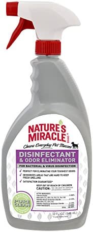Natures Miracle NM 5478 Disinfectant Eliminator