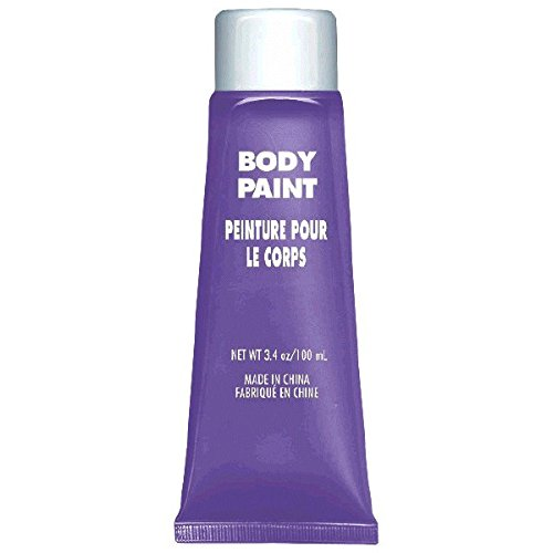 Amscan Body Paint, Party Accessory, Purple