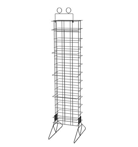 FixtureDisplays Wine Bottle Rack Liquor Rack Wire Metal Champagne Display Bar Storage Stand 19413! by FixtureDisplays (Image #4)