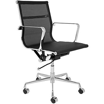 Lovely SOHO Mesh Management Chair (Black)