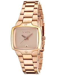 Nixon The Small Player NA300897-00 All Rose Gold Women's Watch