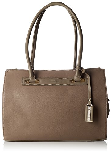 Jones David Cm3503a Bag Women's D Shoulder Brown Cm3503a Taupe AwqCwxOd6r