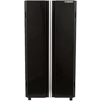 Amazon Com Husky Steel Tall Garage Cabinet Home Improvement