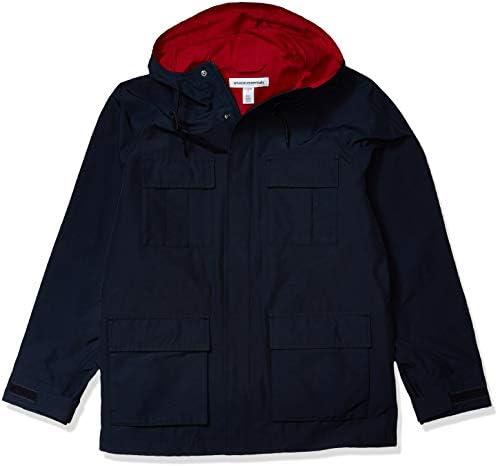 Amazon Essentials Men's Lightweight Mountain Parka Jacket