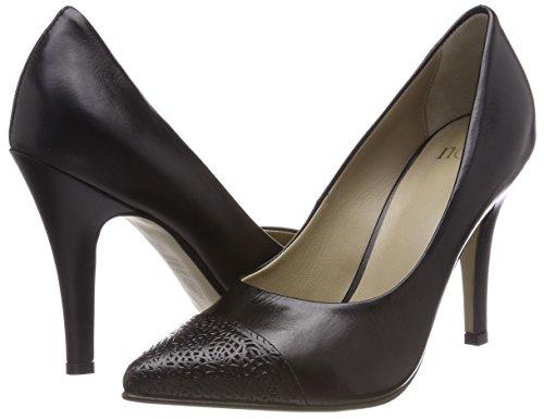 Negro Antwerp Zapatos De 101 Cerrada Mujer nero Tacón Noe Con 1 Para Punta Nicole Pump nero dtpnPq
