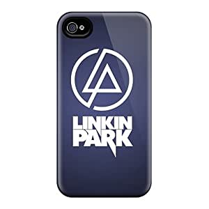 Scratch Resistant Hard Phone Cases For Iphone 6 (peV10642eZvf) Customized Trendy Linkin Park Series