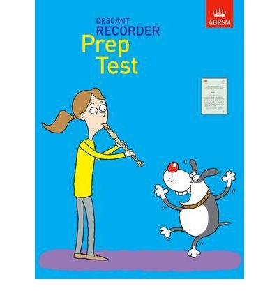 Download [(Recorder Prep Test)] [Author: ABRSM] published on (November, 2001) pdf