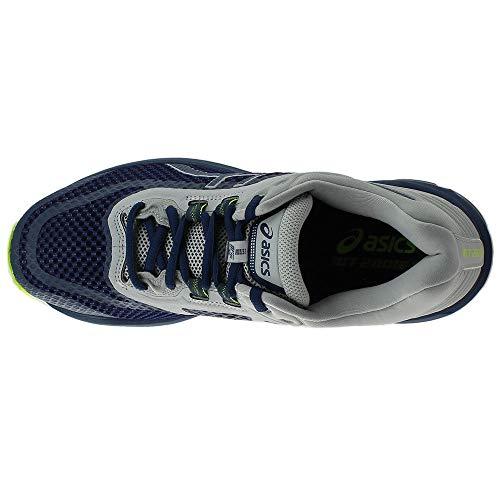 ASICS GT-2000 6 Men's Running Shoe, Dark Blue/Dark Blue/Mid Grey, 6.5 M US by ASICS (Image #5)