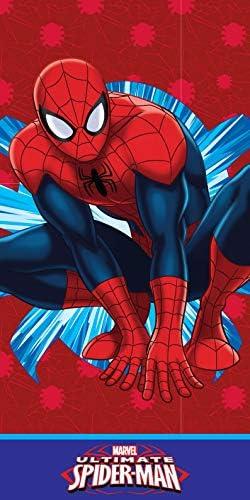 Marvel Spiderman Badetuch Handtuch Strandtuch 70x140cm XXL Badehandtuch #6