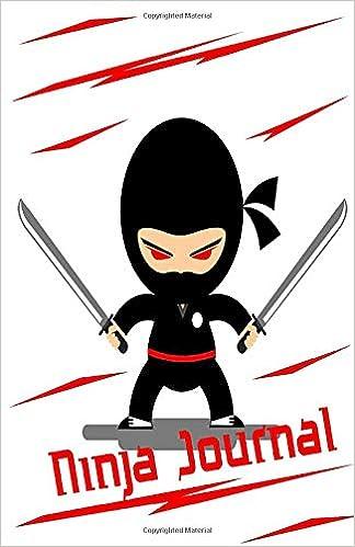 Ninja Journal: Writing journal, diary or planner Idioma ...