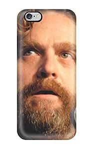 New Premium Flip Case Cover Zach Galifianakis Skin Case For Iphone 6 Plus