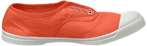 Bensimon Arancione Donna Tennis Sneaker Elly Corail 8rfqp8g