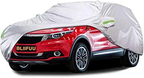 Waterproof XL 170T Scratch Proof SUV Large Car Cover Shade Dust Rain#q