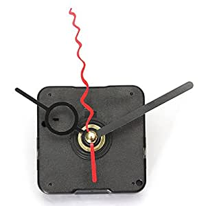 CoCocina DIY Quartz Wall Clock Movement Mechanism Repair Part Kit With Hands