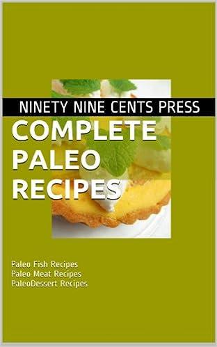 Best sellers free ebook complete paleo recipes paleo fish recipes complete paleo recipes paleo fish recipes paleo meat recipes paleo dessert recipes forumfinder Gallery