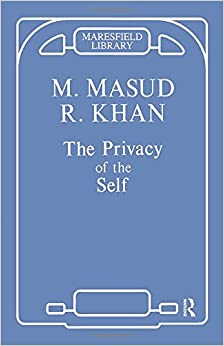 Book The Privacy of the Self (Maresfield Library)