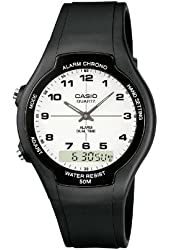 Casio Men's AW-90H-7BVEF Casual Watch