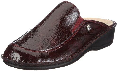 Rouge femme 022053 Bordeaux Chaussures Collection Siena Hans Herrmann WXwTqUzwY