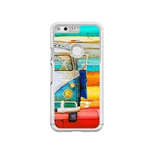 (Inspired by Bus google pixel 2 3 xl HTC one 10 m9 u11 Lg g5 g6 g7 v20 v30 v40 phone case art print auto cover gifts poster mini vw camper art)