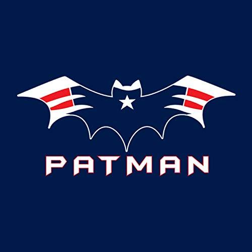 Vibeink New England Football Fans Bat Logo Patman Classic T-Shirt
