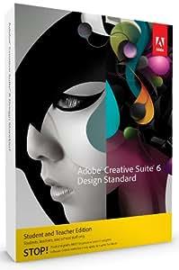 Adobe Creative Suite 6 Design Standard - Autoedición (1 usuario(s), 8500 MB, 1024 MB, Intel Pentium 4 / AMD Athlon 64)