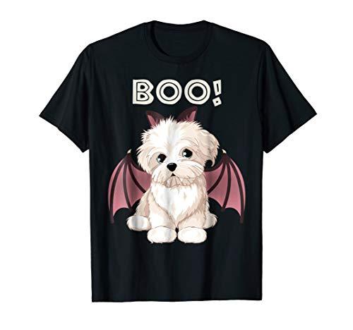 - Boo Maltese T shirt