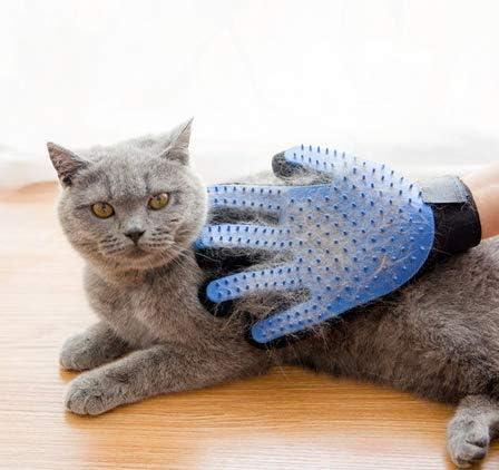 Lzlucky Guante para Gatos, Gatos, peluquería, Perro, Cepillo para ...