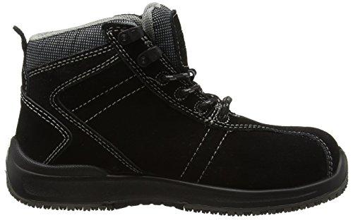 Blackrock  CF04,  Unisex - Erwachsene Sicherheitsschuhe, Schwarz - schwarz - Größe: 45 schwarz