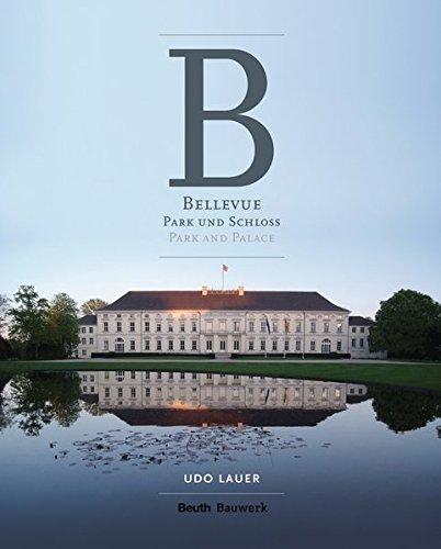 Bellevue - Park und Schloss: Fotografien von Udo Lauer (Bauwerk)