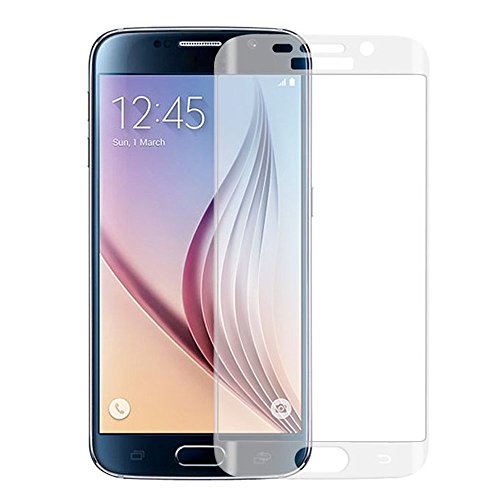 Tempered Glass Protector for Samsung Galaxy S6 Edge G925F (Clear) - 2