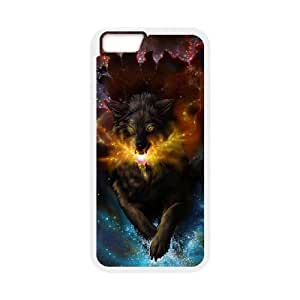 "CHSY CASE DIY Design Howl Map Pattern Phone Case For iPhone 6 Plus (5.5"")"