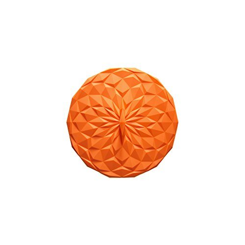 GIR: Get It Right Premium Silicone Round Lid, 6 Inches, Orange