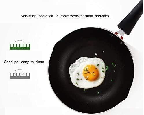 Frire ménage poêle antiadhésive cuisinière à gaz poêle cuisinière à induction 28cm wok universel