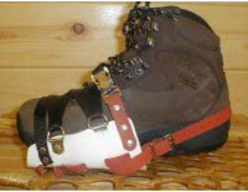 Country Ways Super A Snowshoe Bindings – 100A