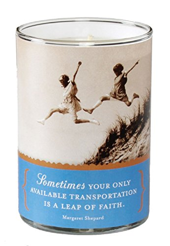 Shannon Martin Design Candle, Leap of Faith by Shannon Martin Girl Designer