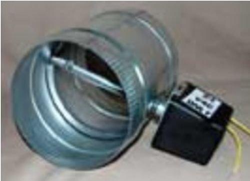 ACME 95013 3'' Power Closed Round Damper - 2 Wire Damper