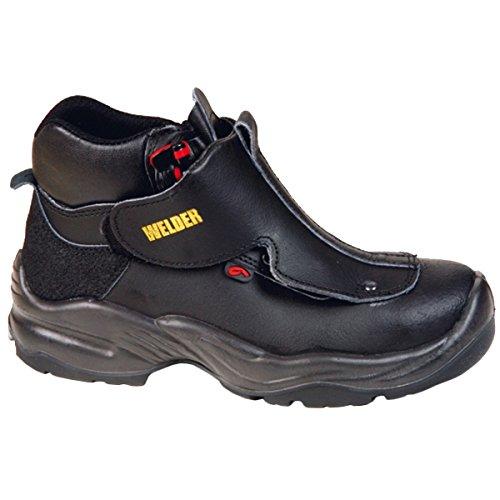 Giasco - Calzado de protección para hombre negro negro 44 EU