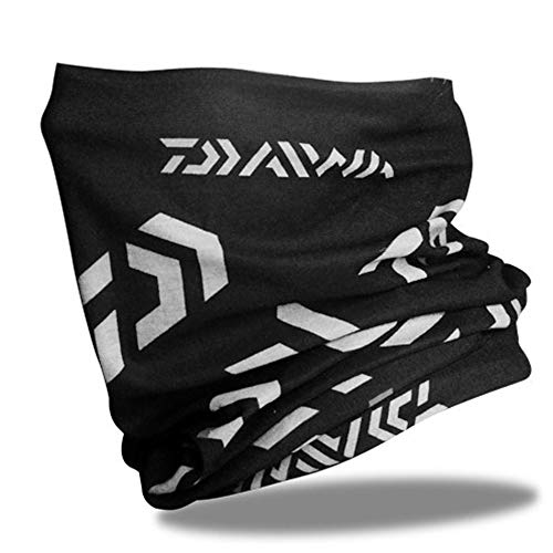GXWFUI Outdoor Seamless Multi-Purpose Magic Scarf Elastic Headband Riding, Motorcycling, Hiking, Fishing Other Outdoor Activities,Black