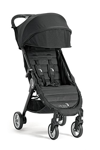 City Mini Lightweight Stroller - Baby Jogger City Tour stroller, Onyx