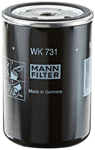Mann-Filter WK731 Filtro Combustible