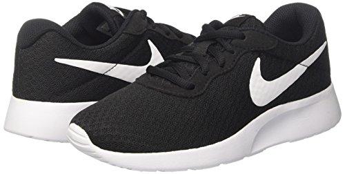 Donna Scarpe schwarz Tanjun Nero Nike weiß Running p5wFqnvtx
