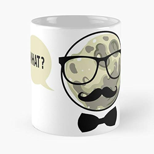 Old Fashioned Hair Brush Mustache Beard Hipster Face Barber Barbershop Curly - Best 11 oz Coffee Mug Cheap Gift